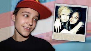 getlinkyoutube.com-If I Were A Boy || Justin Blake FtM Transition