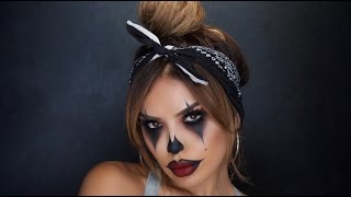 getlinkyoutube.com-Gangster Clown Tutorial | iluvsarahii