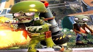 getlinkyoutube.com-Plants vs Zombies Garden Warfare - Foot Soldier