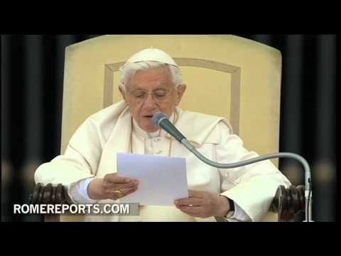 General Audience  Pope talks about purpose of Second Vatican Council regarding Liturgy