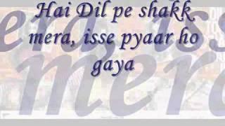 getlinkyoutube.com-Abhi Kuch Dino Se [Lyrics]
