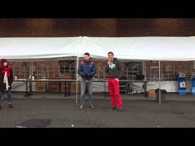 4L Trophy 2015 - Les élèves du GARAC chez Le Parisien