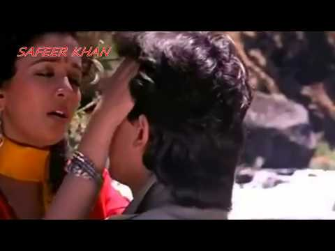 Humne Ghar Choda Hai Full Video Song- HD-Film-(DIL1990) Aamir Khan &amp; Madhuri Dixit