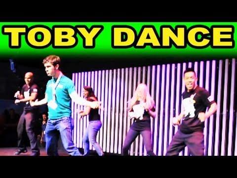 TOBY DANCES @ E3 2011