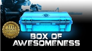 getlinkyoutube.com-Airsoft Mystery Box Unboxing. Box Of Awesomeness  July 4th Big Bang Edition