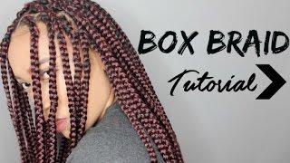 getlinkyoutube.com-Box braid Tutorial