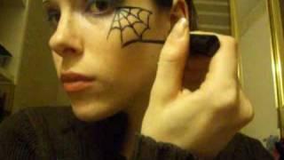getlinkyoutube.com-Halloween Look: pretty witch for TheBubbleGumPrincess' halloween fantasies contest