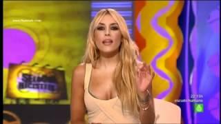 getlinkyoutube.com-0-Berta Collado sujetador en SLQH Viernes 30 Julio