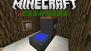 getlinkyoutube.com-¡COMO HACER UN BAÑO QUE FUNCIONE! MINECRAFT/ XBOX/PS3/PC