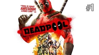 getlinkyoutube.com-Twitch Livestream   Deadpool Part 1 [Xbox One]