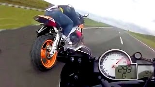5 Crazy Minutes of PURE ADRENALINE RUSH! ❱ BMW HONDA STREET RACING