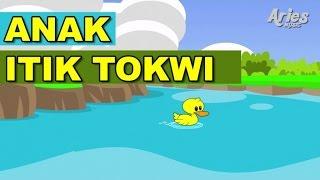 getlinkyoutube.com-Lagu Kanak Kanak Alif & Mimi - Anak Itik Tokwi (Animasi 2D)