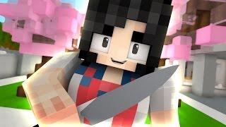 getlinkyoutube.com-Yandere Simulator  | Minecraft Hide and Seek - NOTICE ME