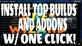getlinkyoutube.com-INSTALL BEST BUILDS AND ADDONS IN ONE CLICK! ARES WIZARD! BEST ADDON AUGUST 2016
