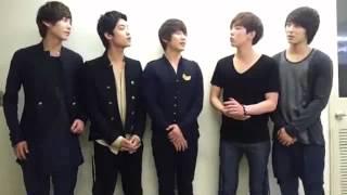 getlinkyoutube.com-120421 FTIsland's message to support Lee HaYi (K Pop Star)