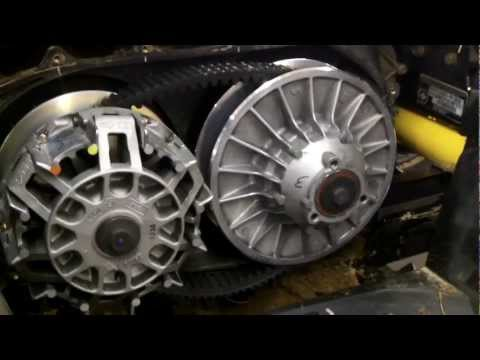 Can-Am 2012 Clutch Kit Install EPI Performance