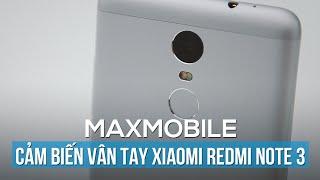 getlinkyoutube.com-Cảm biến vân tay trên Xiaomi Redmi Note 3: Liệu có thể hạ gục Galaxy S6 và iPhone 6?
