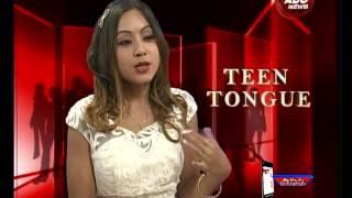 Teen Tongue with Pratiksha Khadaka by Sharada Thapa