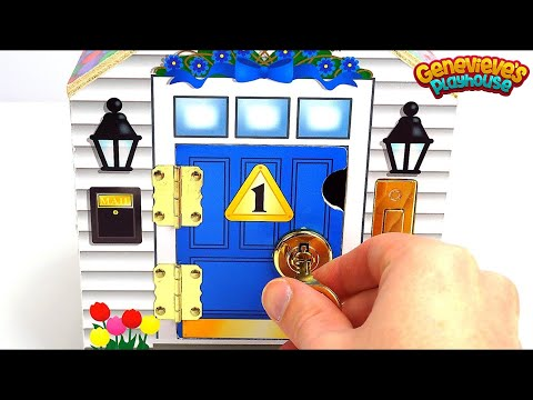 Best Learning Compilation Video for Kids: Educational Preschool Toys! Doll House &  Ice Cream Shop