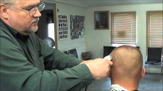 getlinkyoutube.com-MILITARY REGULATION HIGH & TIGHT ALL THE WAY!!!!