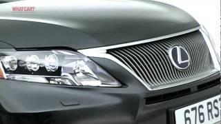 getlinkyoutube.com-Lexus RX450h review - What Car?