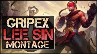 getlinkyoutube.com-Gripex Montage - Best Lee Sin Plays