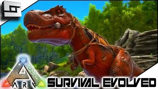 getlinkyoutube.com-ARK: Survival Evolved - NEW TREX TAME! PROTUES! S3E25 ( Gameplay )