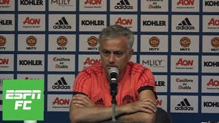 Did Jose Mourinho take a dig at Paul Pogba in his press conference? | ESPN FC