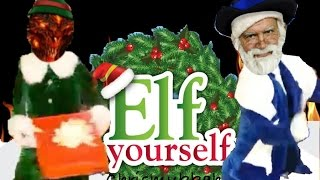 getlinkyoutube.com-Chrismukkah dance - Elf Yourself