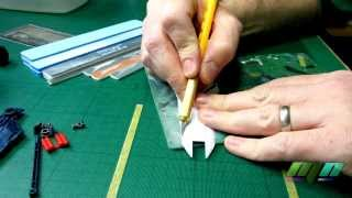getlinkyoutube.com-Beginners Guide To Painting Gundam (Part 1 Prep)