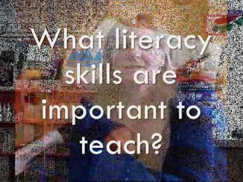 What Does it Mean to be Literate in the 21st Century? (short version 8 min)