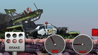 getlinkyoutube.com-Hill Climb Racing - New Vehicle: SUPER OFFROAD [Android] Gameplay HD