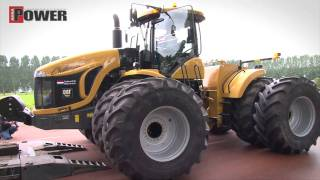 getlinkyoutube.com-Biggest tractor: Agco Challenger MT 975 B ?