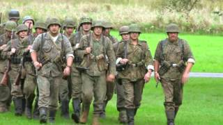getlinkyoutube.com-Gathering of over 1000 WW2 Reenactors