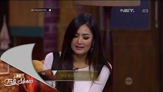 getlinkyoutube.com-Ini Talk Show 10 Januari 2015 Part 3/4 - Cinta Laura, Gracia Indri dan Maria Selena