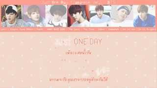 getlinkyoutube.com-[THAISUB] Just One Day (Japanese Ver.) - BTS (防弾少年団)