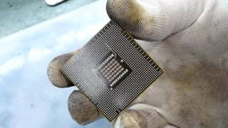 getlinkyoutube.com-PS3 Slim CPU RSX Reballing By ALZAABI تكوير معالجين البلايستيشن 3 النحيفة
