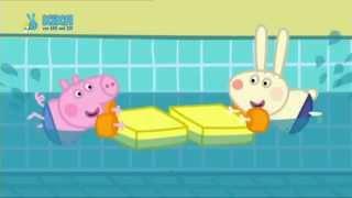 getlinkyoutube.com-Peppa Wutz Folge 72 Schwimmen