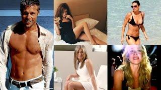 20 Hot Girls Brad Pitt Dated