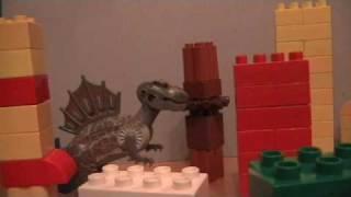getlinkyoutube.com-Lego Godzilla: The Beginning