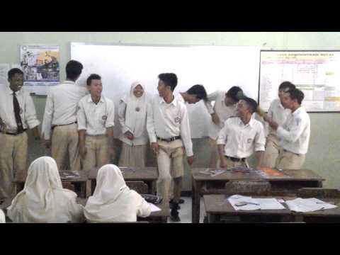 MAN 2 Tulungagung Second Religion Caisar Dance part 2