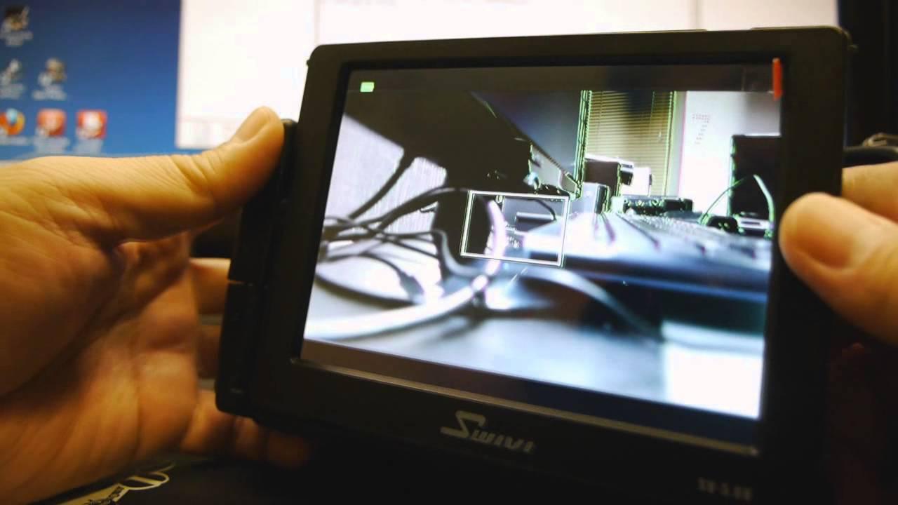 Extra LCD från Swivi för DSLR-filmning -Johan Lyckaro