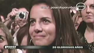 getlinkyoutube.com-Concierto Gianmarco 20 Años 17/08/12 Lima, Perú Parte 1