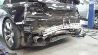 getlinkyoutube.com-Nissan GT-R Crash (6 new crashes)