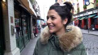 getlinkyoutube.com-Girls' share their secrets about man's body. Dublin, Ireland, Streets, Fun, Laugh, Jokes.