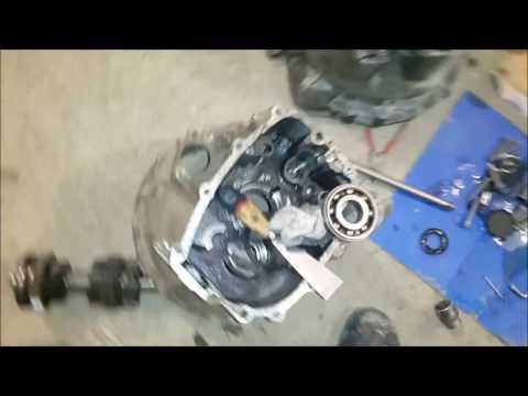 Ремонт 6-ступенчатой МКПП от БМВ е90