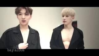 getlinkyoutube.com-monsta x; wonho & kihyun // all that I needed