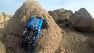 getlinkyoutube.com-custom axial wraith proline chisels 2.2..impossible is nothing