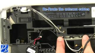 getlinkyoutube.com-Dell Latitude E6420 LCD Display Hinge Replacement Video Tutorial
