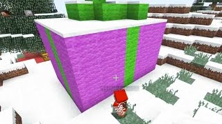 Opening Minecraft Christmas Presents with MsDebbie616